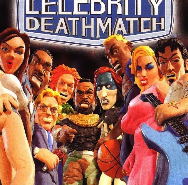 Celebrity deathmatch free games