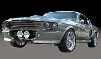 classic mustang parts