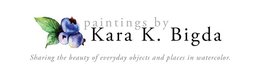 Paintings By Kara K. Bigda