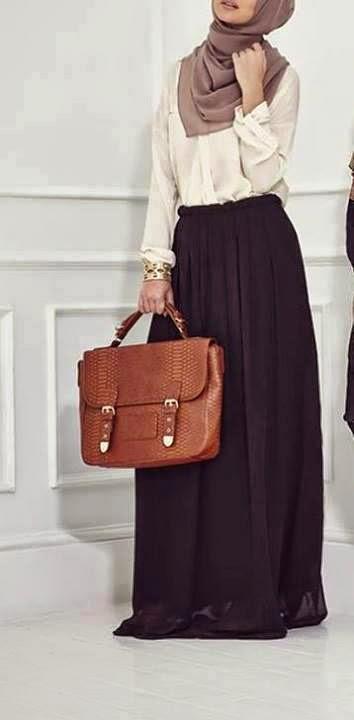 Jupe hijab style