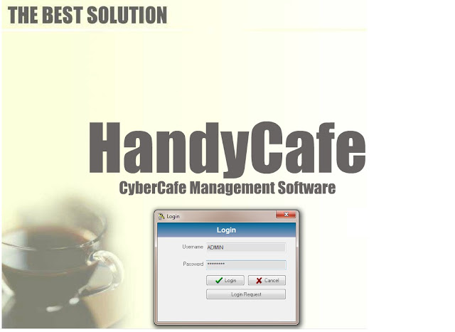 handycafe serial download