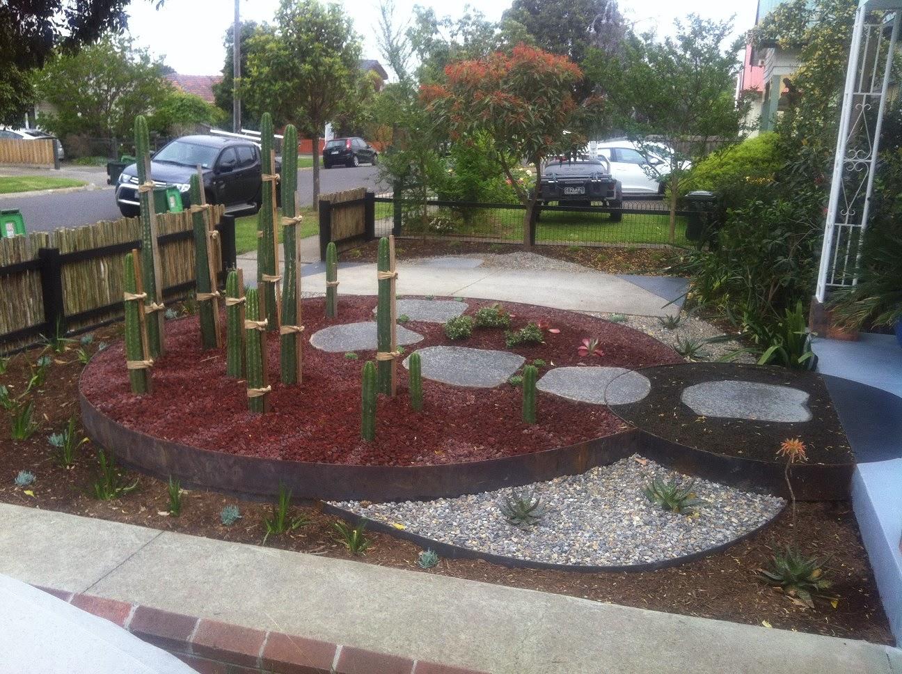 Thornbury Project Completion Jenny Smith Gardens