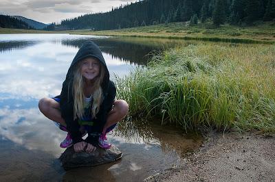 Poudre Lake, Rocky Mountain National Park