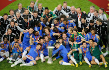 Chelsea fc 15th May 2013