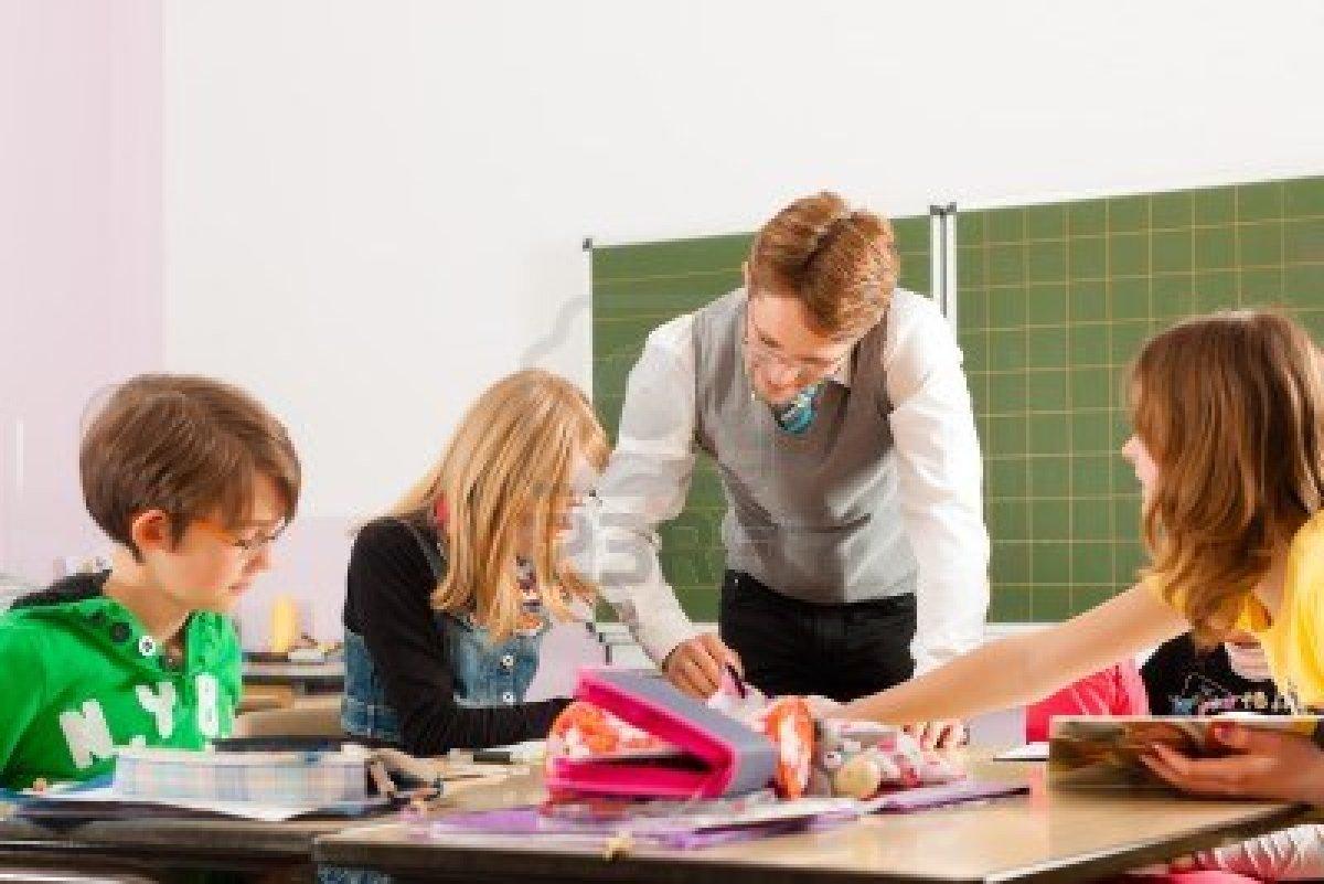 La maestra y el alumno - Historias Amor