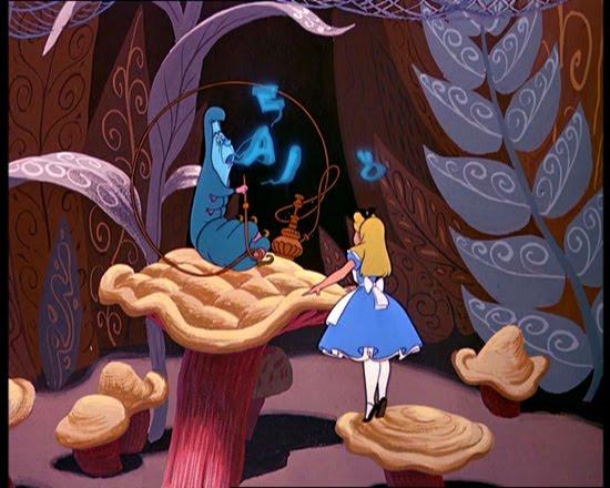 Vai Na Sorte Ispiração Alice No País Das Maravilhas
