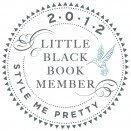 Style Me Pretty - Little Black Book