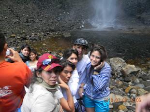 Cataratas de Gocta en Amazonas 2010