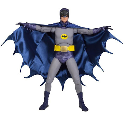 NECA 1/4 Scale 1966 Adam West Batman Figure