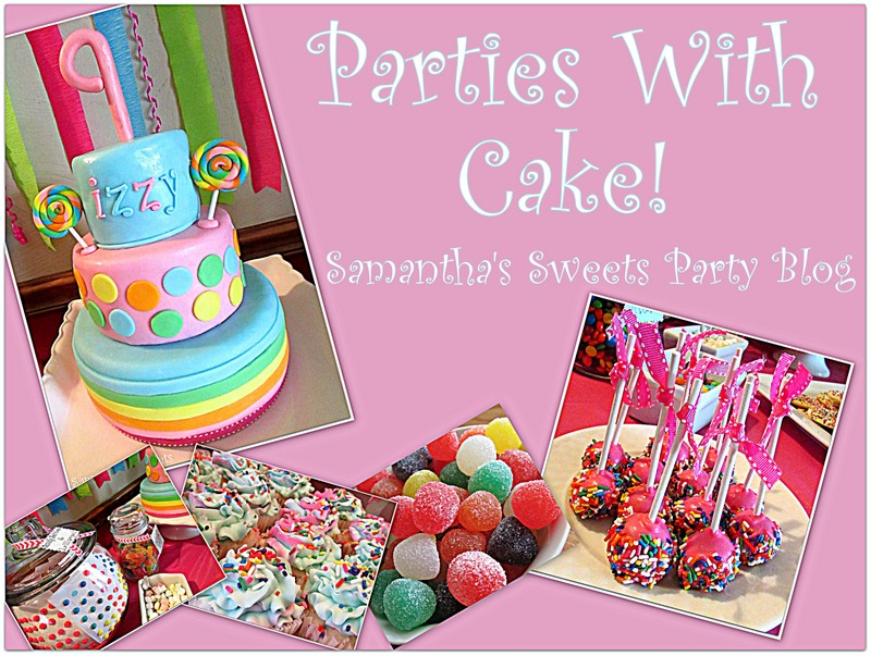 Parties With Cake!