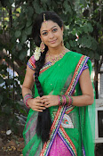Actress Anjali Rao in Half Saree-thumbnail-8