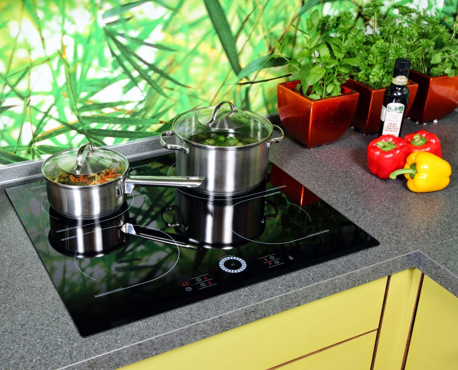 So sánh ưu nhược điểm bếp từ và bếp điện từ