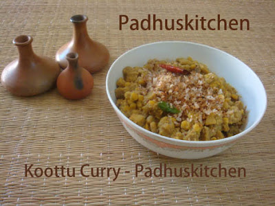 Kerala Koottu Curry-Koottu curry recipe