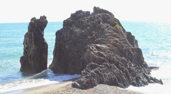 Cinque Terre Skały