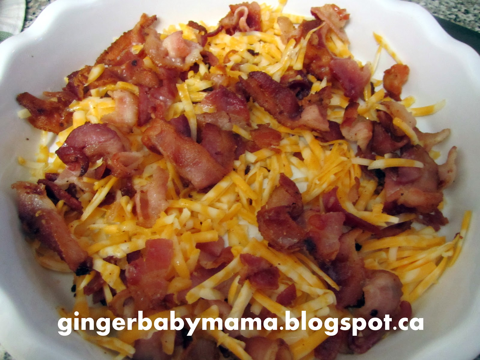 Gingerbabymama breakfast for dinner easy quiche recipe for Simple and easy dinner recipes for two
