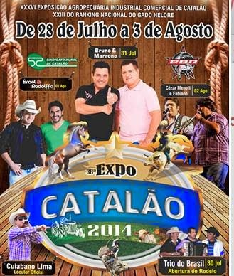 EXPO-CATALÃO 2014