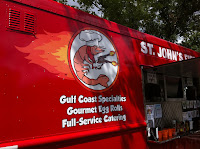 St. John's Fire Food Truck