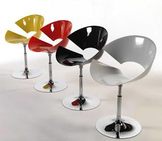 Cadeira rotativa cozinha
