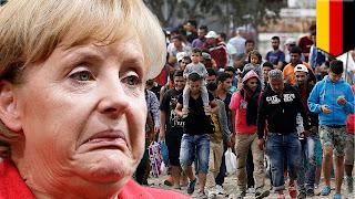 Σε πανικό οι Γερμανοί πολίτες αγοράζουν σαν τρελοί «όπλα» για την αυτοάμυνα τους λόγω των μεταναστών