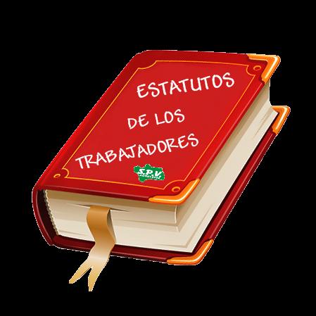 ESTATUTOS DE LOS TRABAJADORES