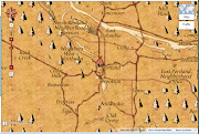 And what does a map of Portland look like as a Google Treasure Map?