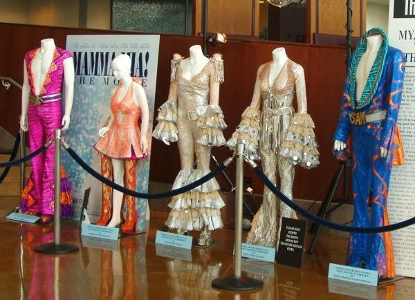 Mamma Mia movie finale costumes