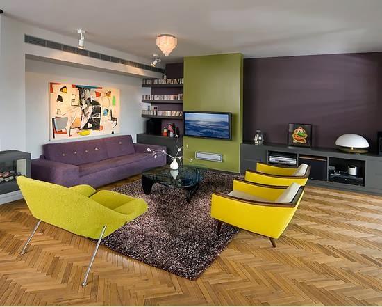 warna lantai ruang tamu