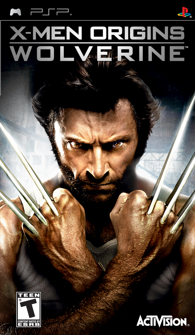 Men Origins Wolverine Free Download PSP Game Full Version
