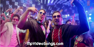 Party All Night (Boss) Mp3 Song Download