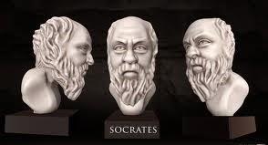 filsafat sosial dan metode berfikir socrates
