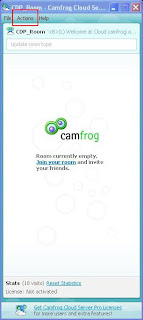 Camfrog Cloud Sign On