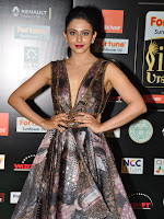 Rakul Preet Singh at IIFA Utsavam green carpet-cover-photo