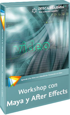 Video2Brain: Workshop con Autodesk Maya y Adobe After Effects (2012)