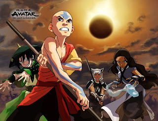 Avatar The Legend Of Aang 18-21 Subtitle Indonesia