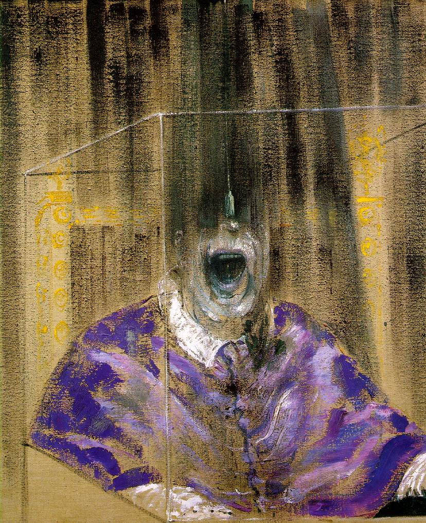 Cinema and Shadows: Exhibition Hall - Francis Bacon, Part III.3