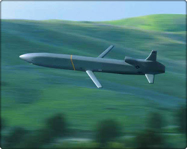 X-51 Hypersonic Cruise Missile - Mach 5