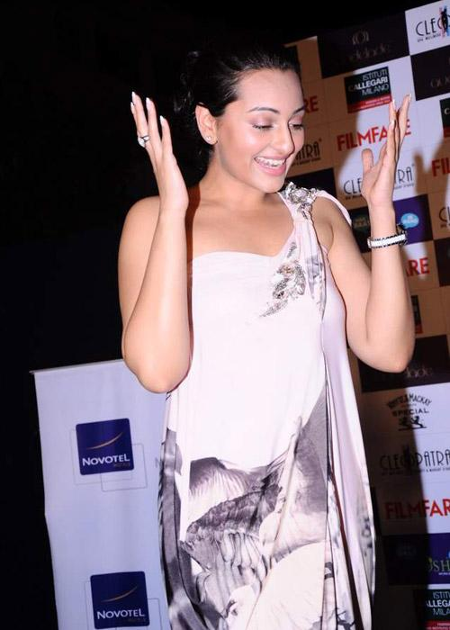 sonakshi sinha a function latest photos