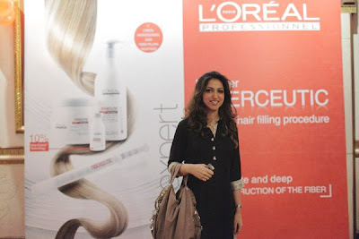 Launch of Fiberceutic by L'Oréal Professionnel ~ Fashion World