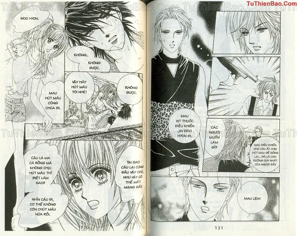Ma cà rồng hộ mệnh Chapter 10 - Trang 62