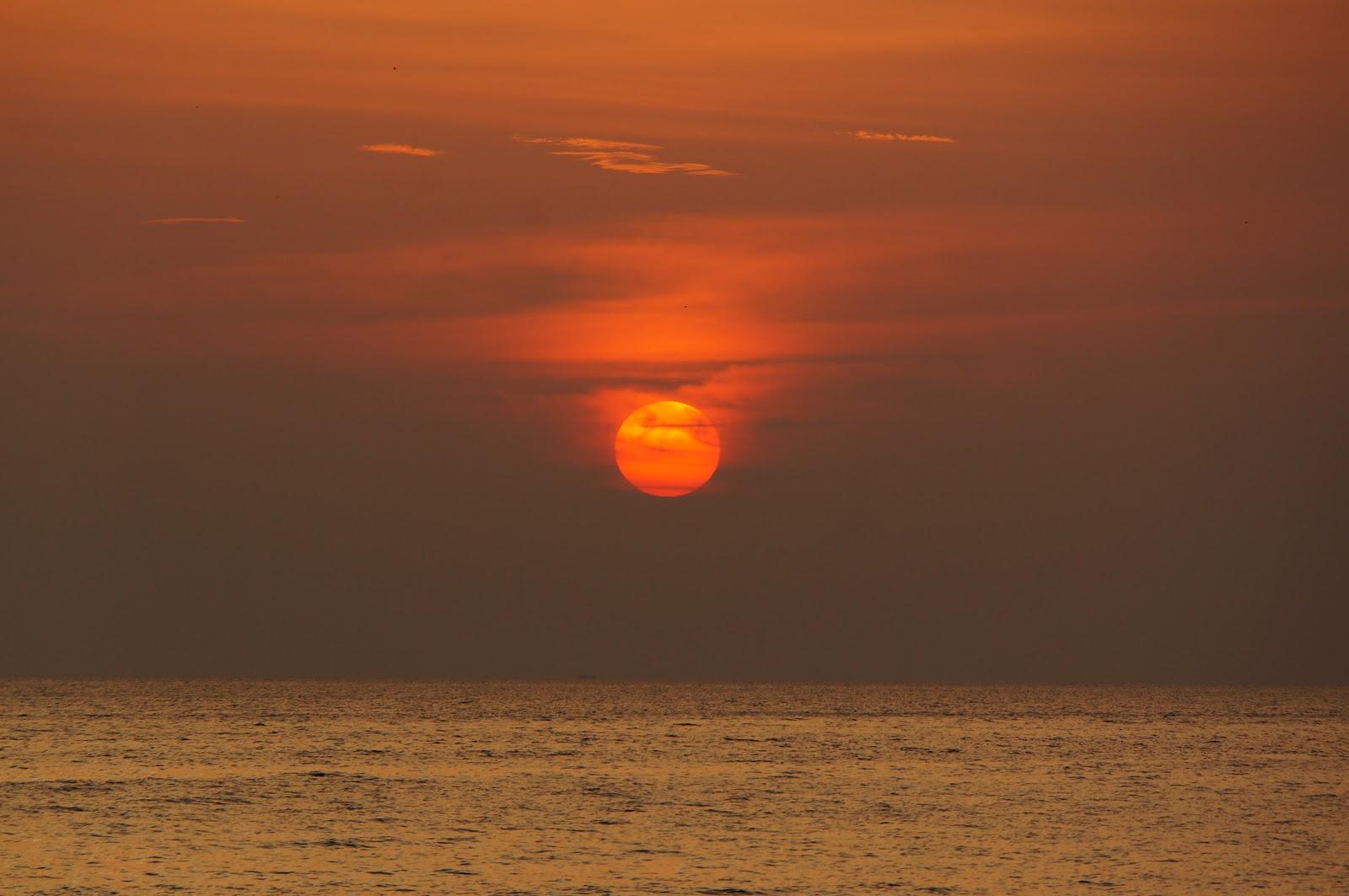 Tioman - coucher de soleil