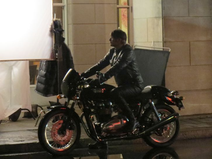 Hannibal - Season 3 - Set Video and Photos