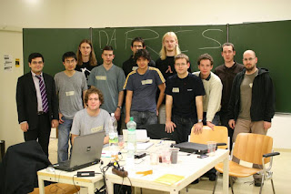 hacking sprint 2009