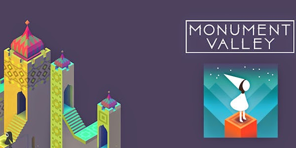 monument valley gioco android