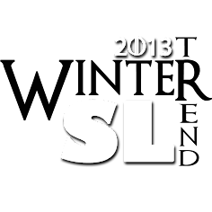 The WINTER TREND SL 2013