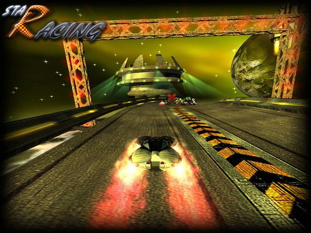 لعبة Star Racing