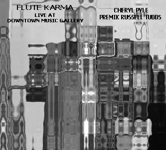 Flute Karma  duo Live at DMG
