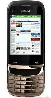 new Nokia C2-06