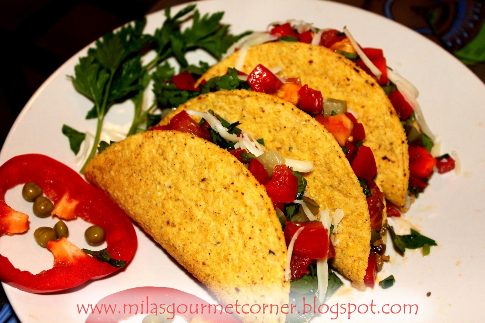 тако мексиканский рецепт с фото