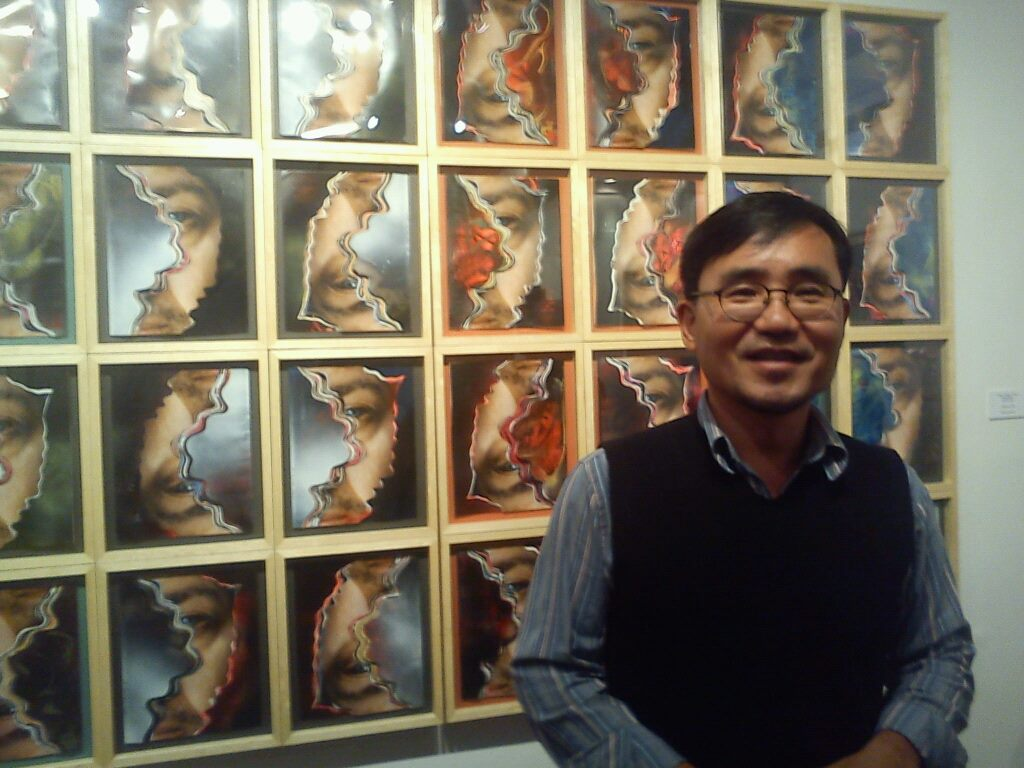 Cho Yong Hwa Exhibition | Emma Burke Art