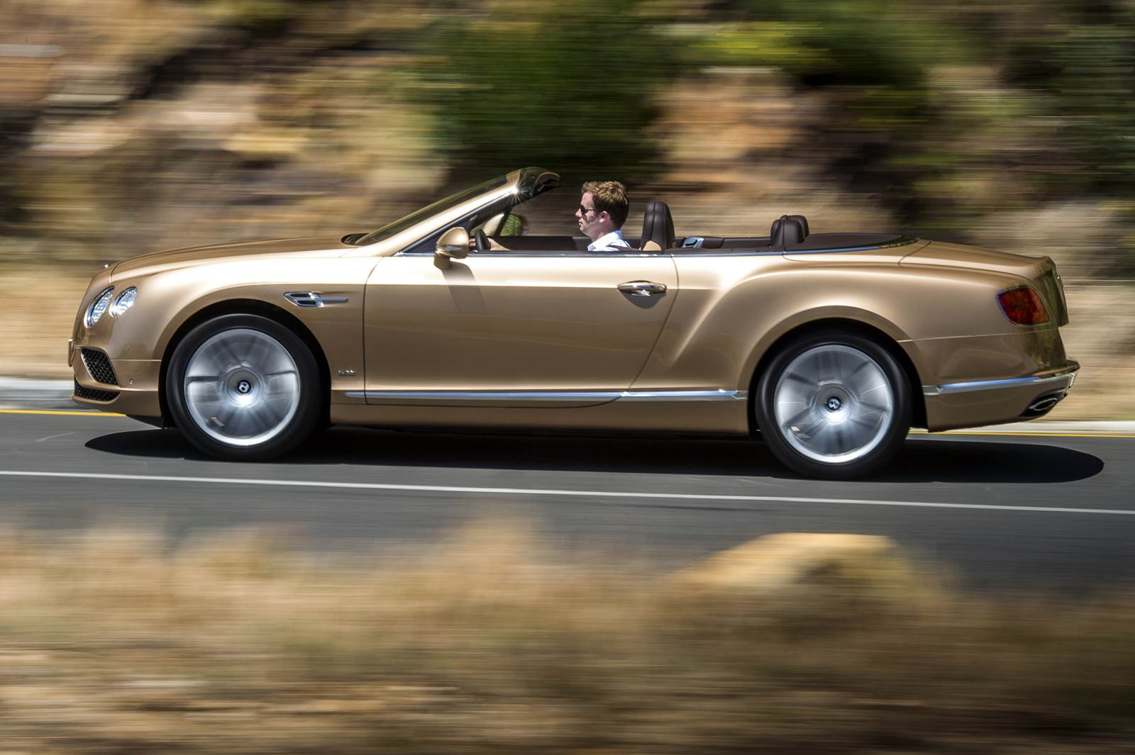 Bentley Continental GT W12 Speed 2016 - Cabriolet
